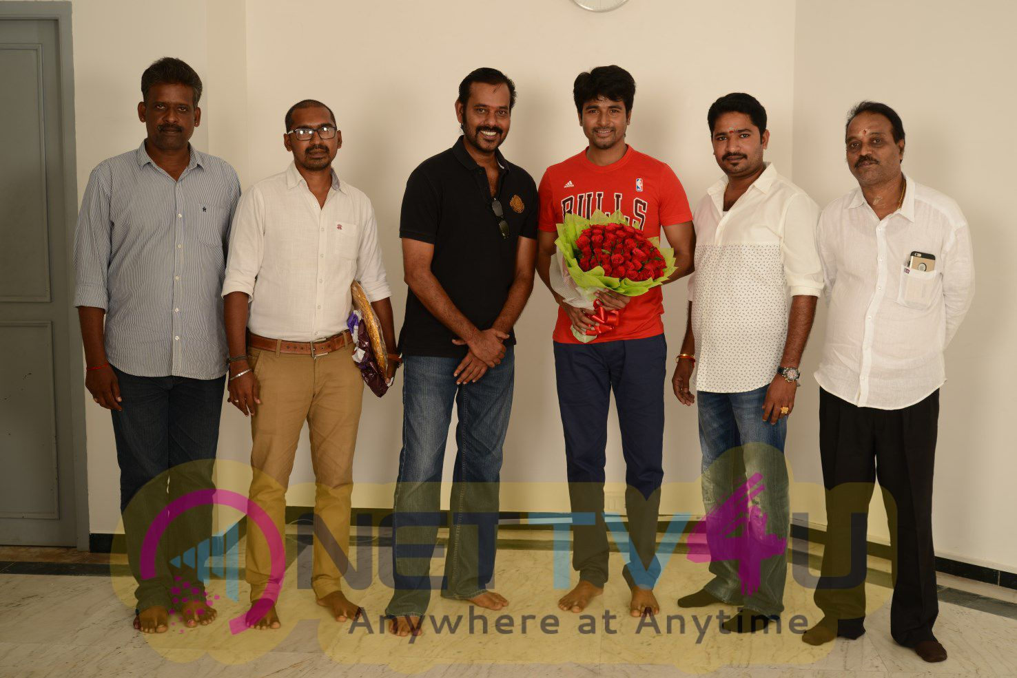 Actor Sivakarthikeyan Launched By Bongu Movie Teaser Good looking Photos