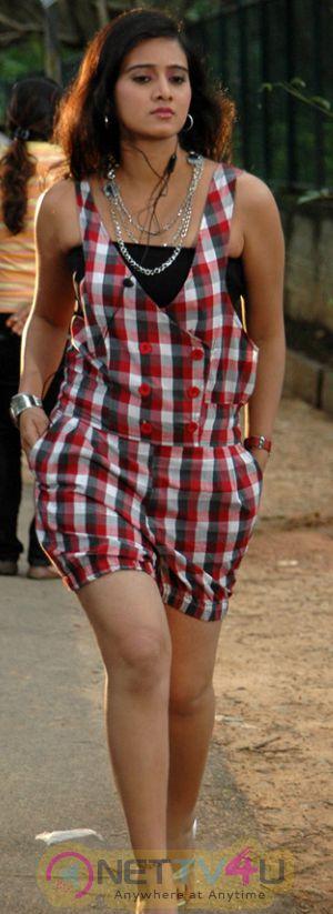 Actress Harshika Poonacha Dazzling Images