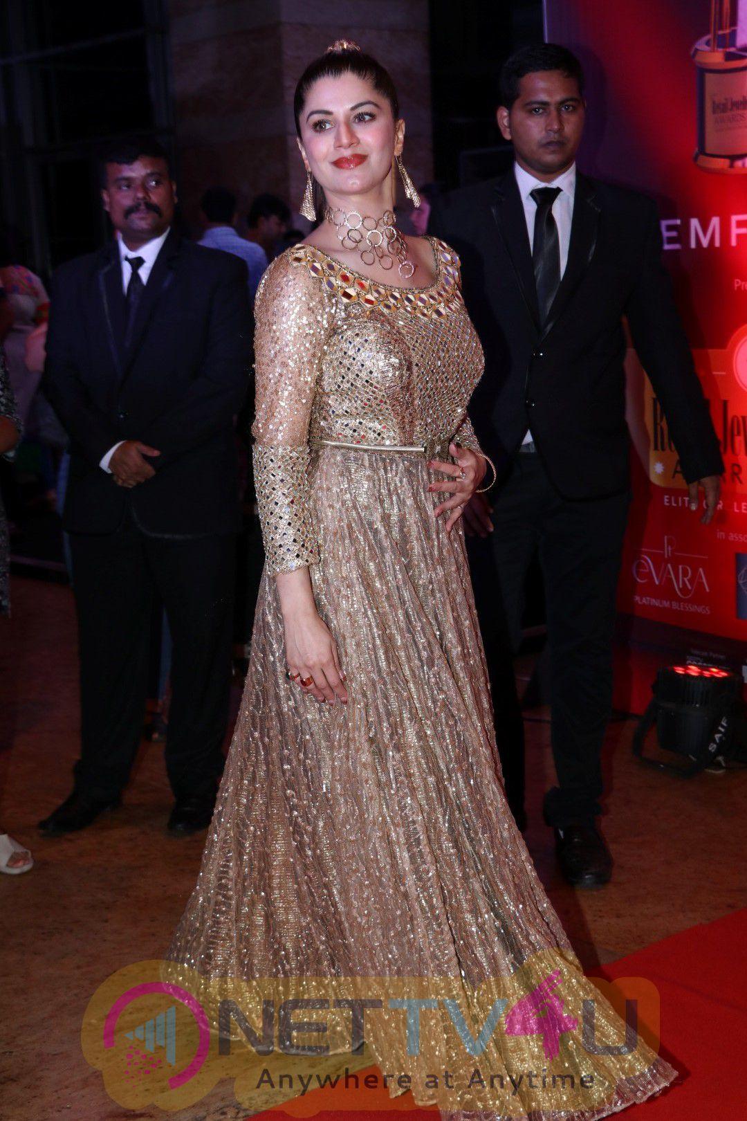 Actress Ileana D`Cruz During The 12th Gemfields Retail Jeweller India Awards 2016 Stills