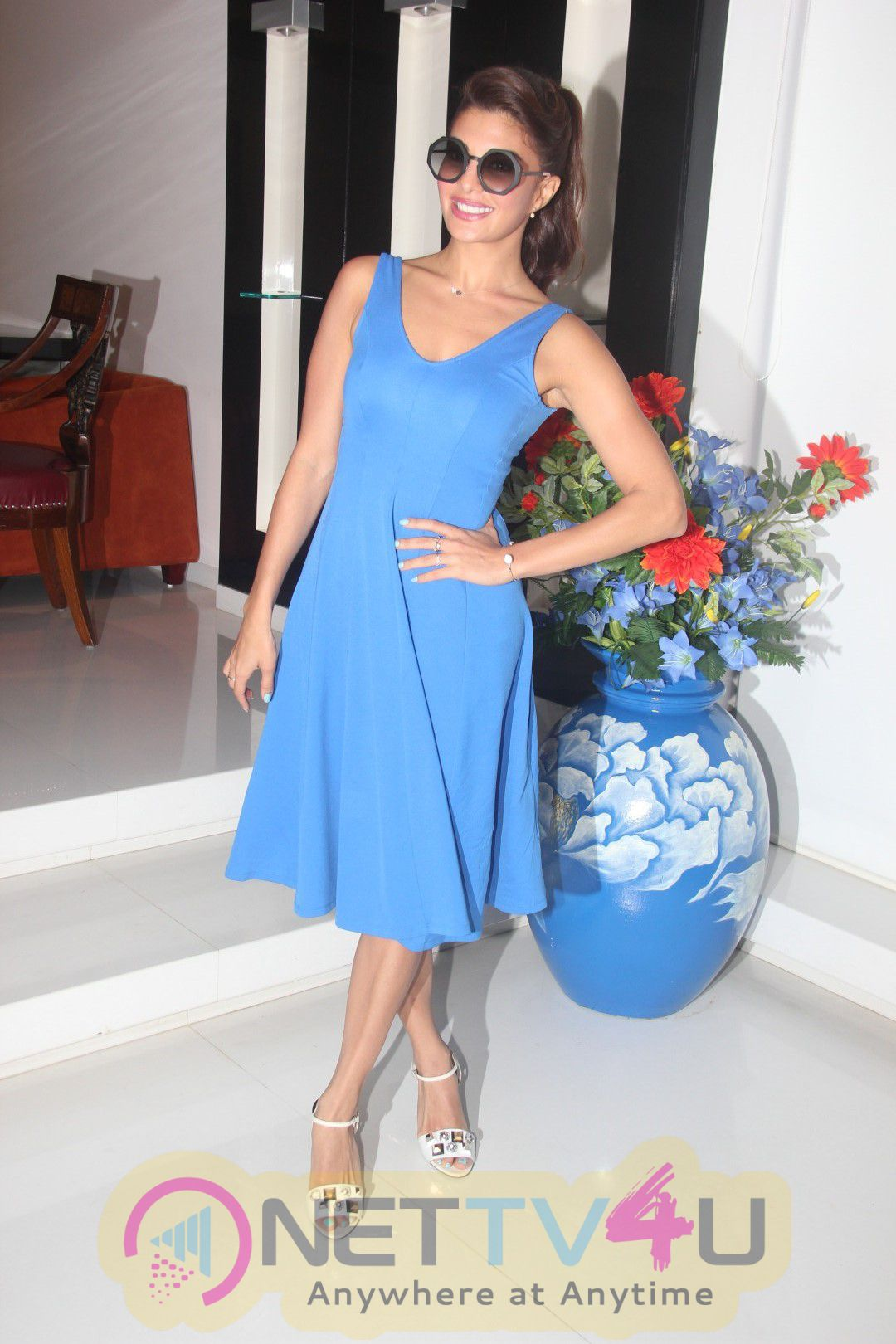 Actress Jacqueline Fernandez Spotted At Ekta Kapoor House Good Looking Stills