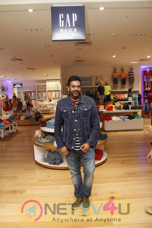 Actress Kajal Aggarwal Inaugurates Gap Store At Phoenix Mall Gorgeous Photos Tamil Gallery