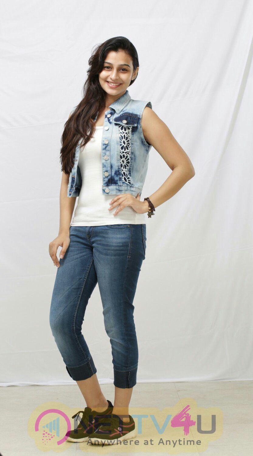 Actress Kalhaara Latest Photoshoot Stills