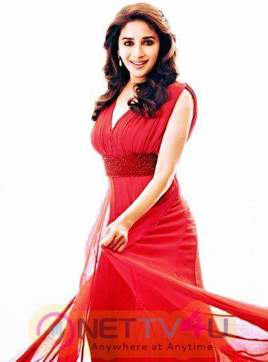 Actress Madhuri Dixit Beautiful Images