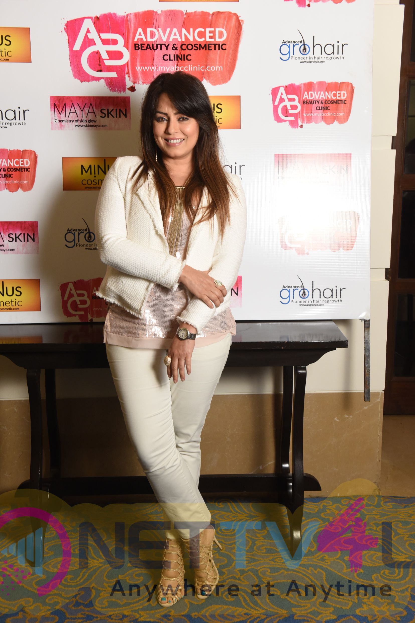 Actress Mahima Chaudhry Launches The New Advanced Beauty & Cosmetic Clinic At Kilpauk Photos