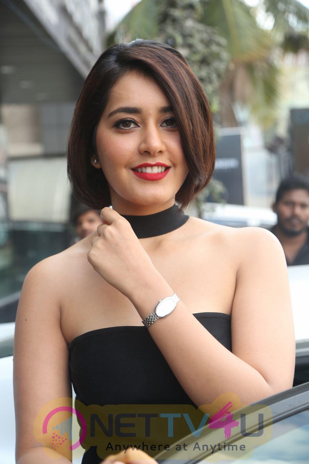 Actress Raashi Khanna Launch Longines Watches Stills