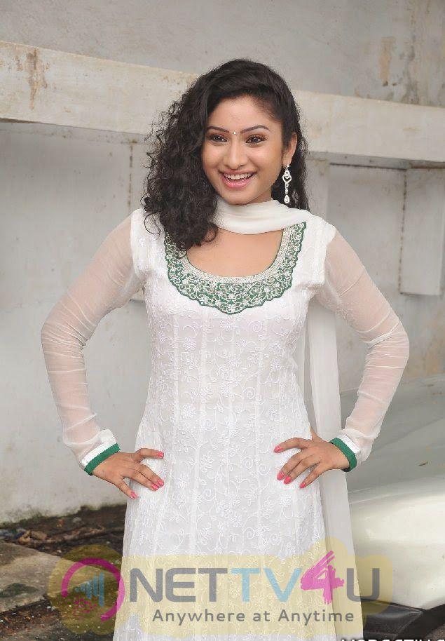 Actress Vishnu Priya Cute Lovely Stills