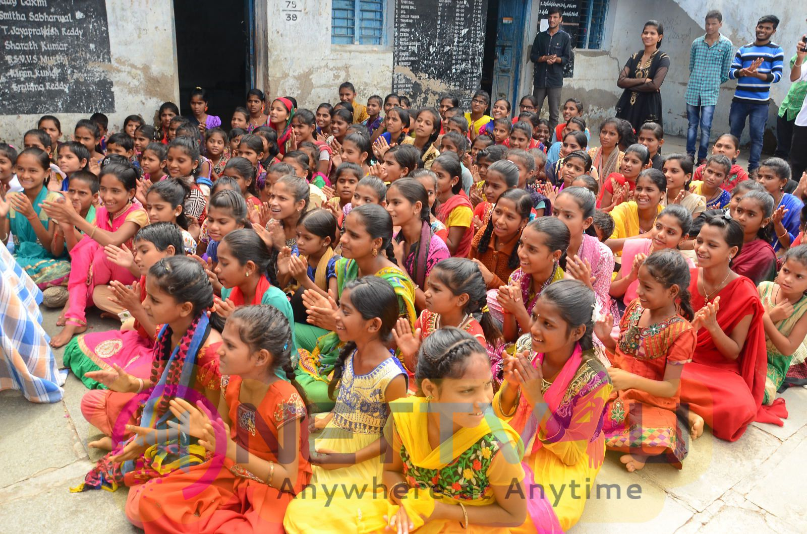 Actress Yamini Bhaskar Birthday Celebrations Big Photos