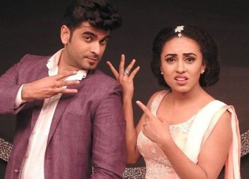 Adil Plays The Love Interest Of Pearle!