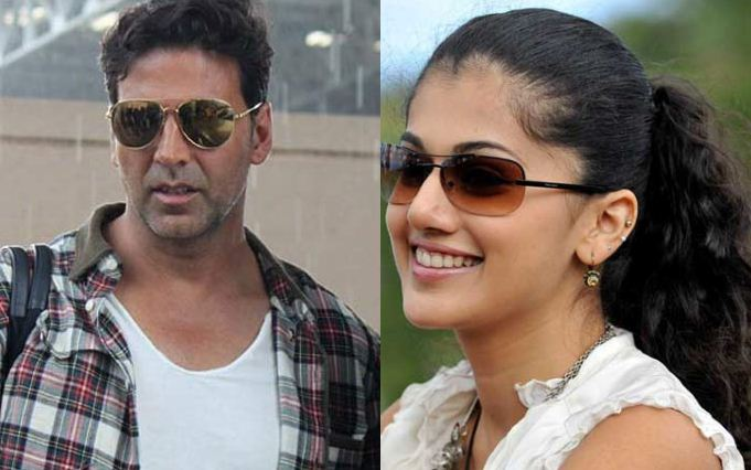 Akshay And Taapsee Ready For A Malaysia Trip!