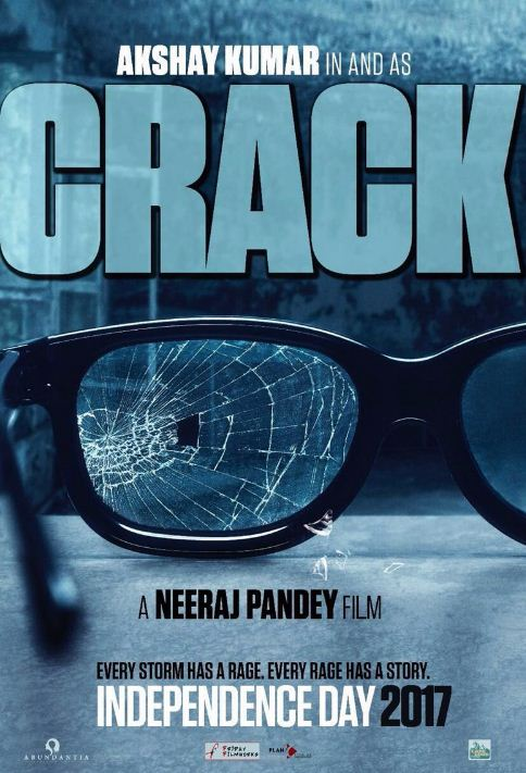 Akshay Kumar's Next Is Crack!