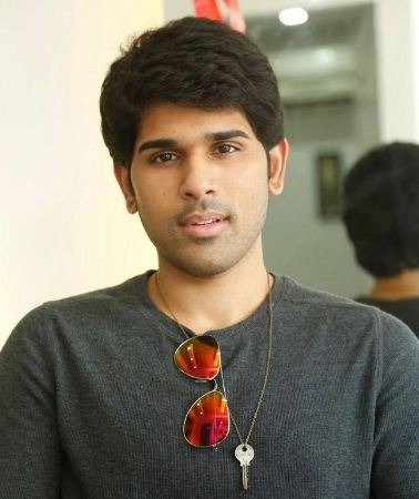Allu Sirish Gears Up For His Third!