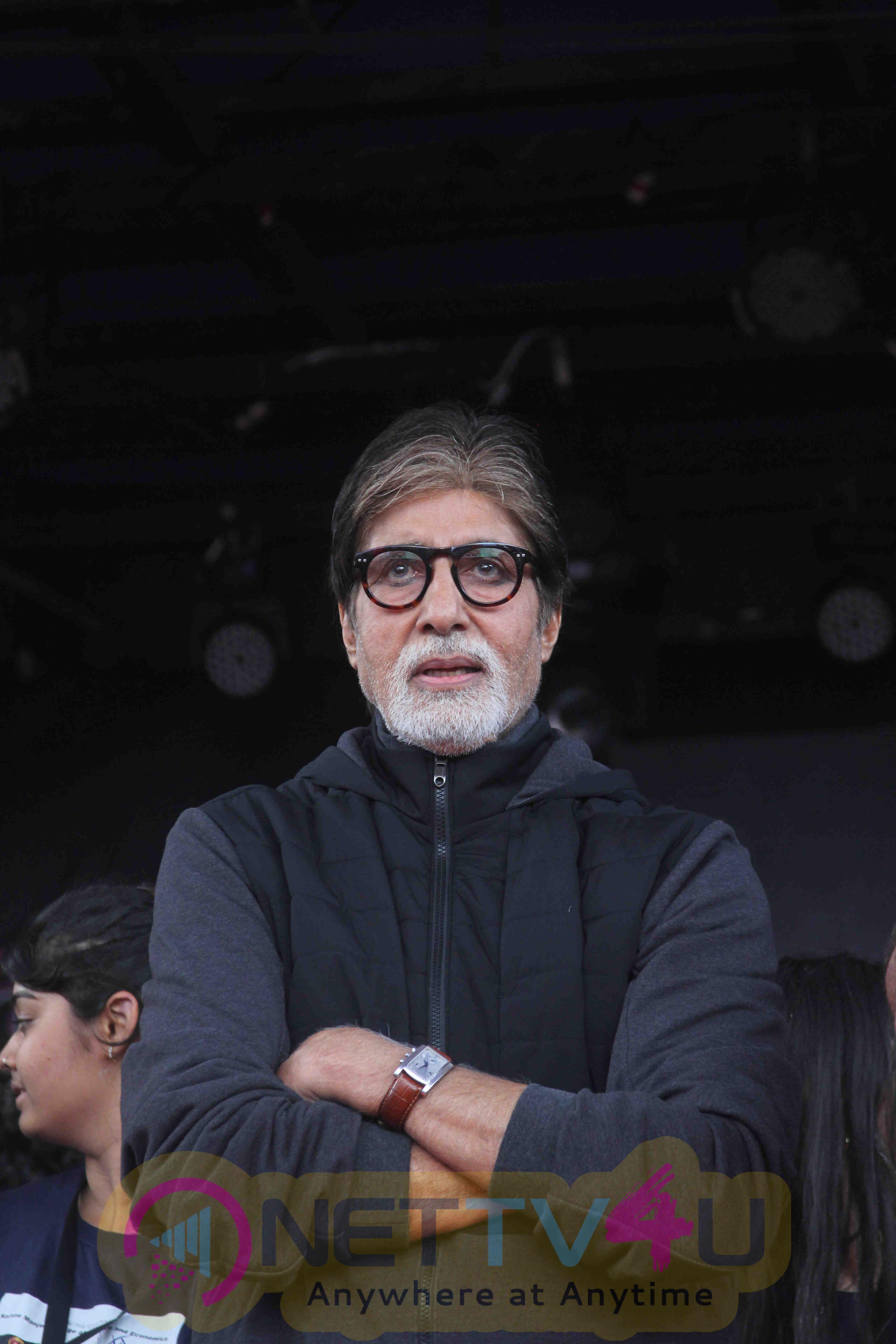 Amitabh Bachchan At Song Launch Of Film Pink At Umang Festival Photos Hindi Gallery