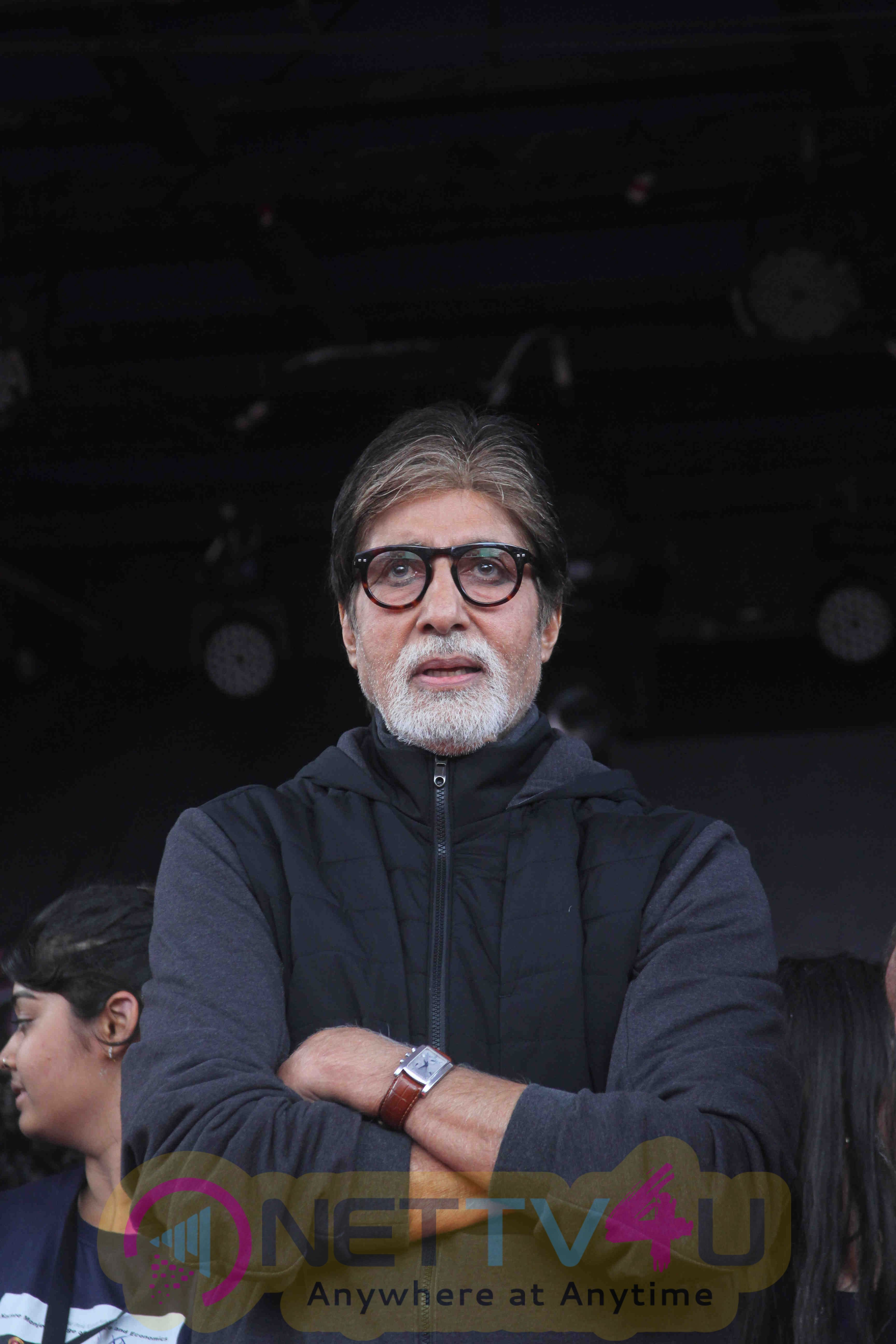 Amitabh Bachchan At Song Launch Of Film Pink At Umang Festival Photos
