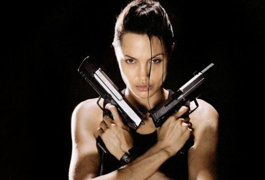 Angelina Jolie Is In Talks For Shoot Like A Gir..