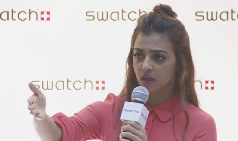 Radhika Apte - Boldness Overloaded!