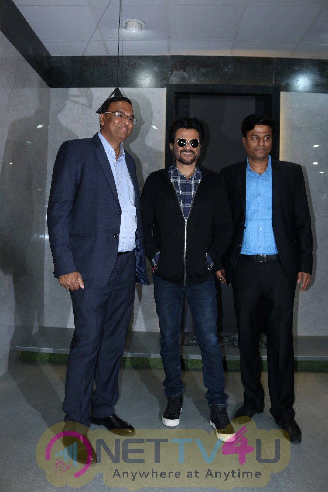 Anil Kapoor Launch New Range Of I Marble Series At Acetech 2016 Photos