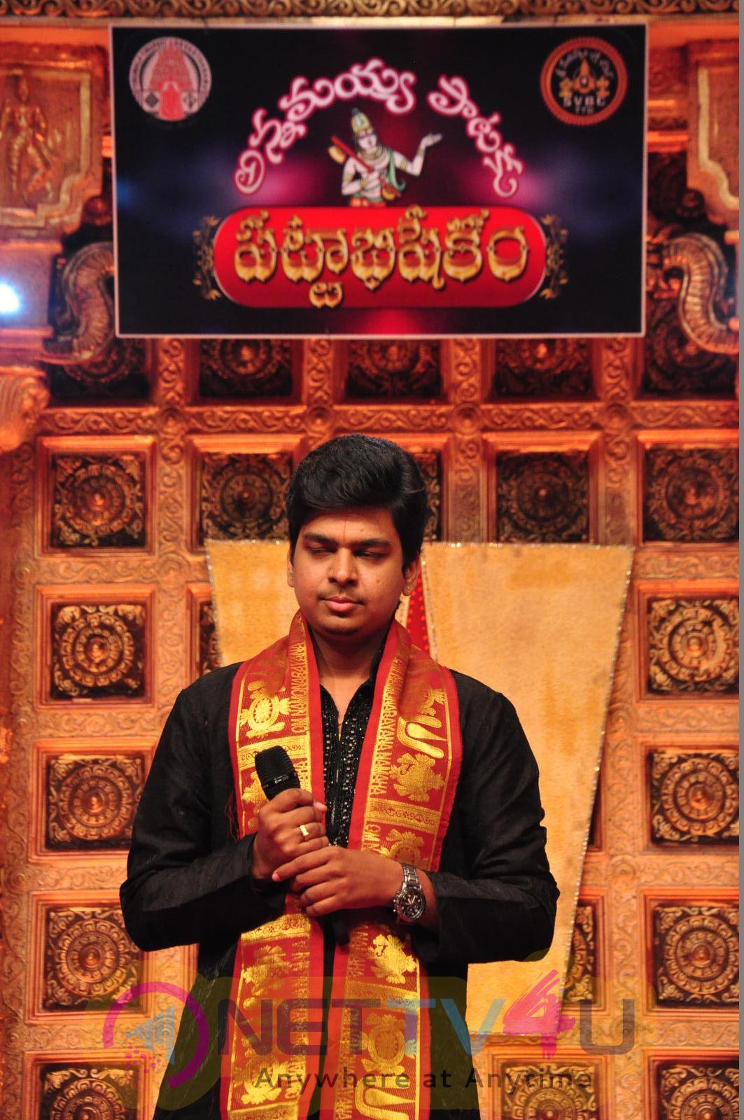 Annamayya Pataku Pattabhishekam Event Excellent Stills Telugu Gallery