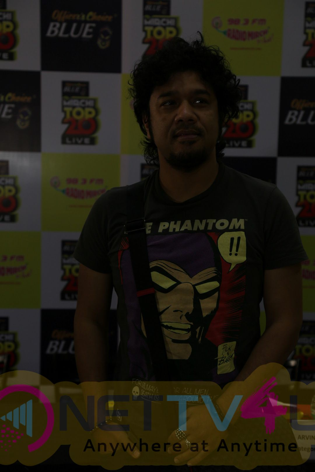 Announcement Of Mirchi Top 20 Concert With Papon & Shalmali Kholgade Photos