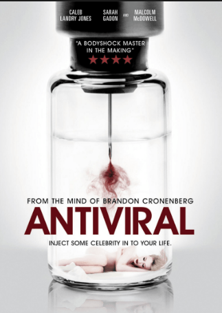 Antiviral Movie Review English Movie Review