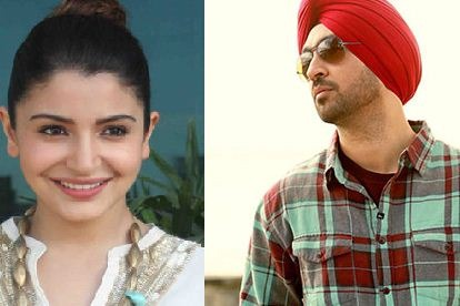 Anushka Loves To Work With Diljit!