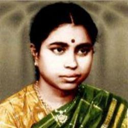 AP Komala Tamil Actress