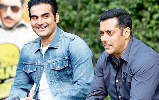 Arbaaz Is Not Worried About Salman's Marriage!
