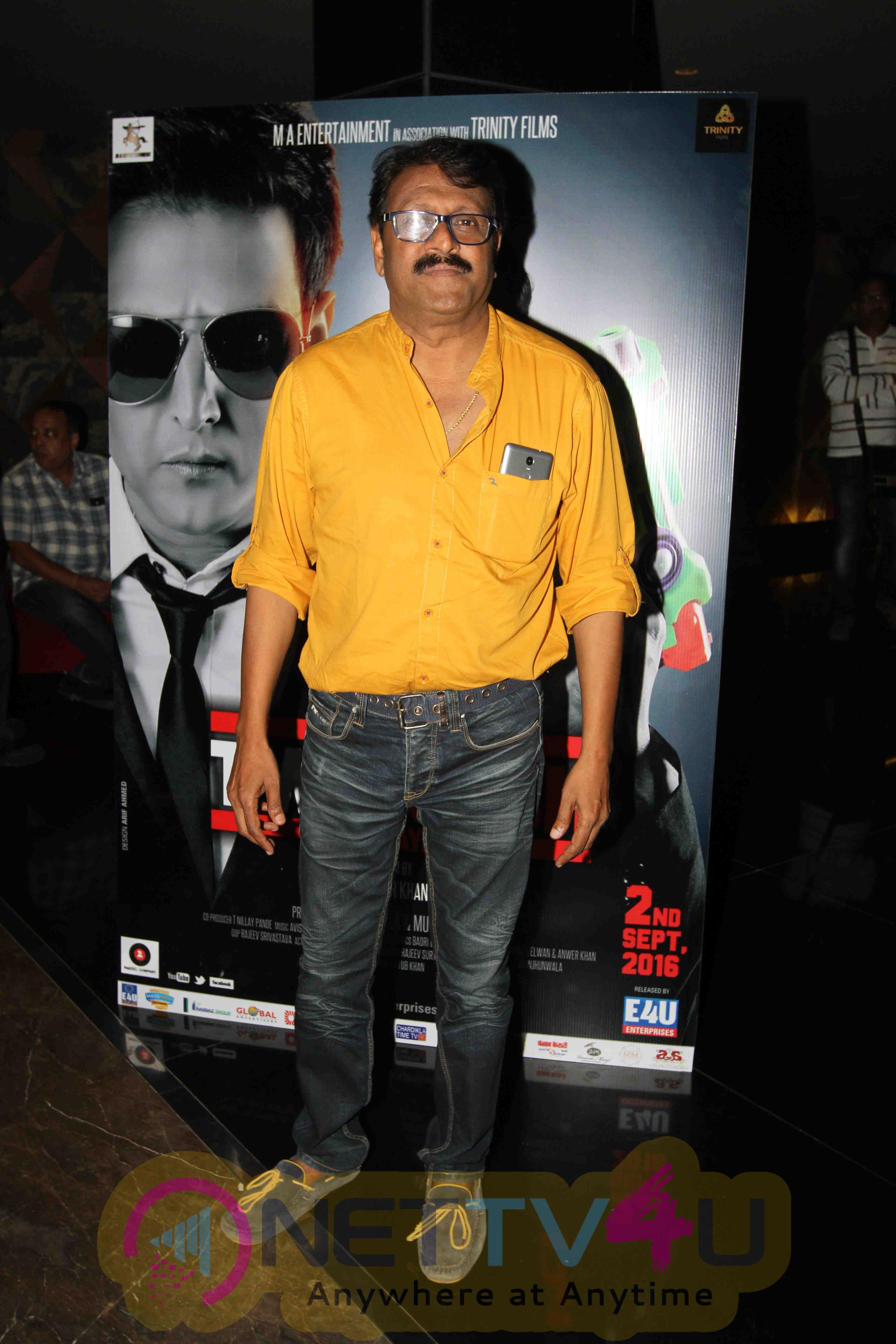 Arbaaz Khan At Second Trailer Launch Of Film Yea Toh Two Much Ho Gayaa Photos