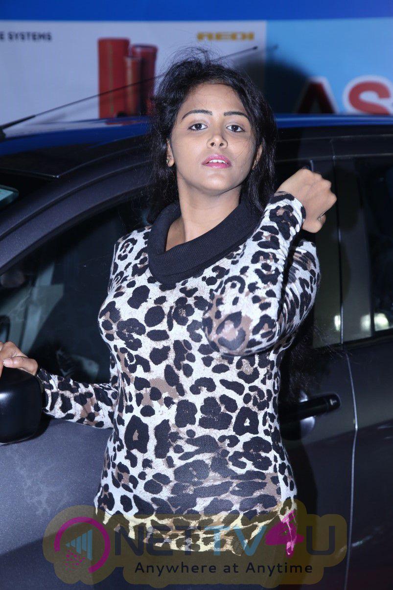 Archana Actress At Ashirvad Pipes Lucky Draw Dealers Meet Beauteous Photos