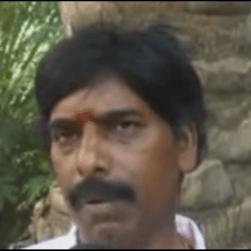 ARJ Velu Tamil Actor