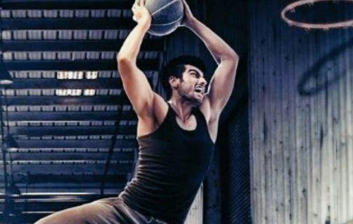 Arjun As A Basketball Player!