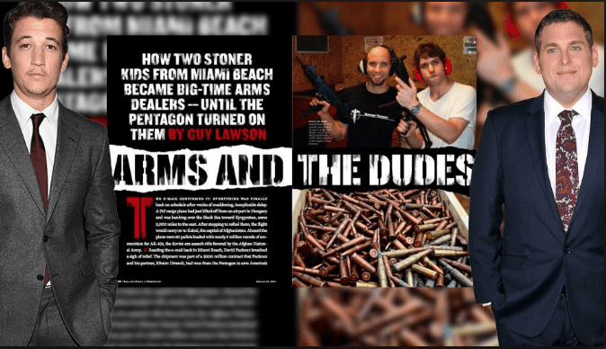 Arms and the Dudes Movie Review English Movie Review