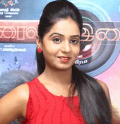 Arpana Prabhu Tamil Actress