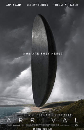 Arrival Movie Review English Movie Review
