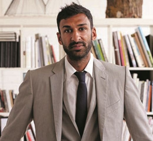 Asif Khan, The Broad Minded Architect!