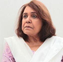 Ayesha Khan Sr. Hindi Actress
