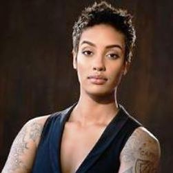 AzMarie Livingston English Actress