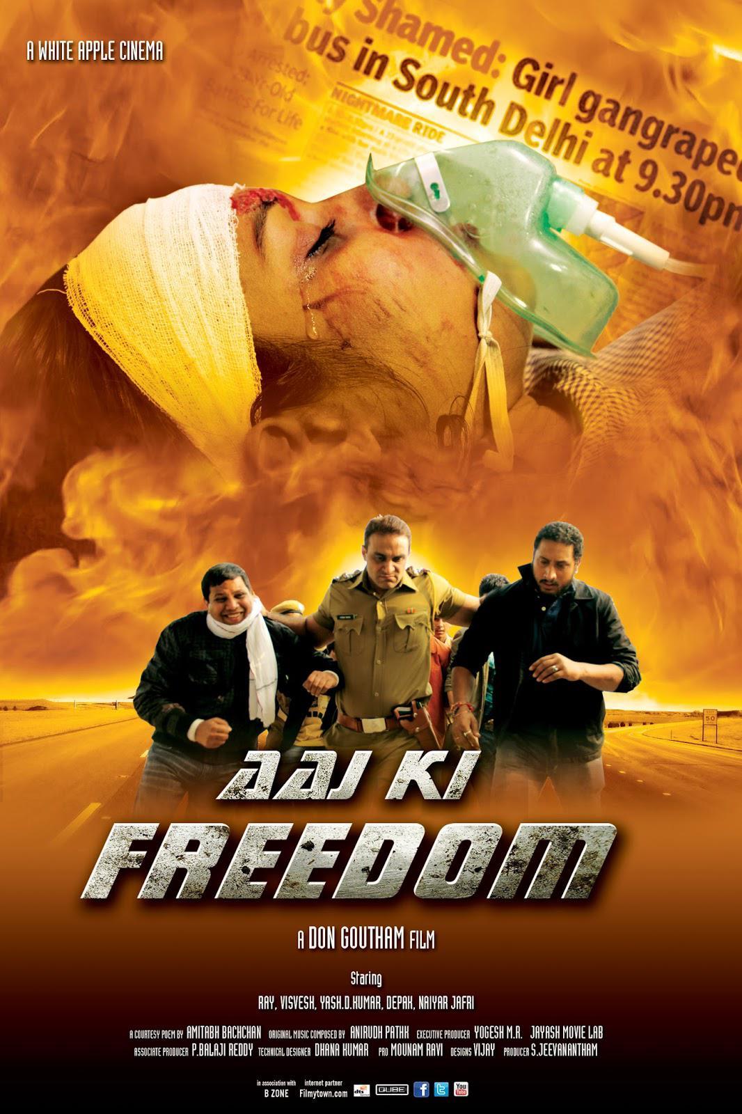 Aaj Ki Freedom Movie Review Hindi