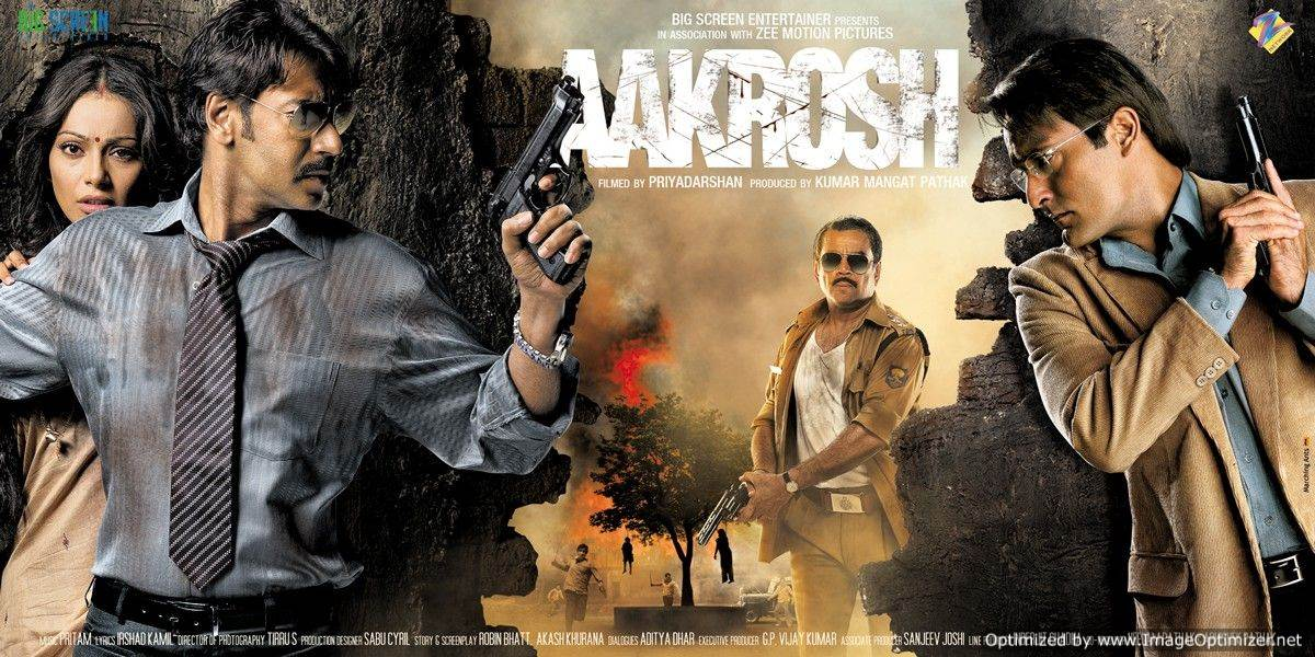 Aakrosh Movie Review Hindi