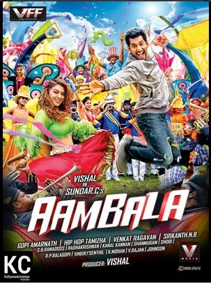 Aambala Movie Review Tamil