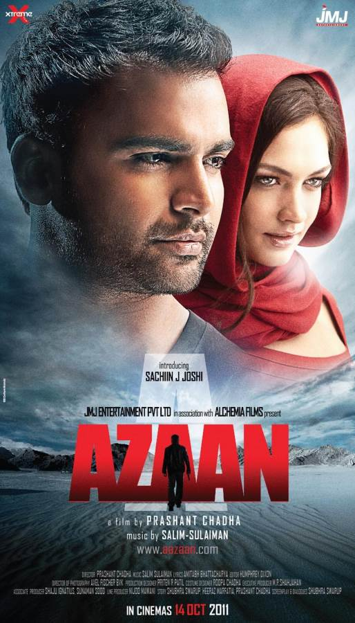 Aazaan Movie Review Hindi