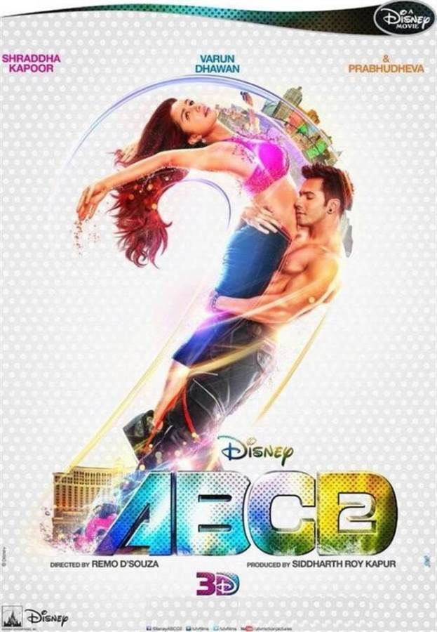 ABCD 2 Movie Review Hindi