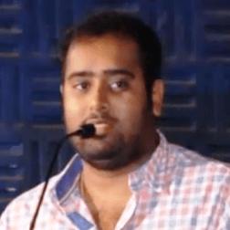 Abinesh Elangovan Tamil Actor