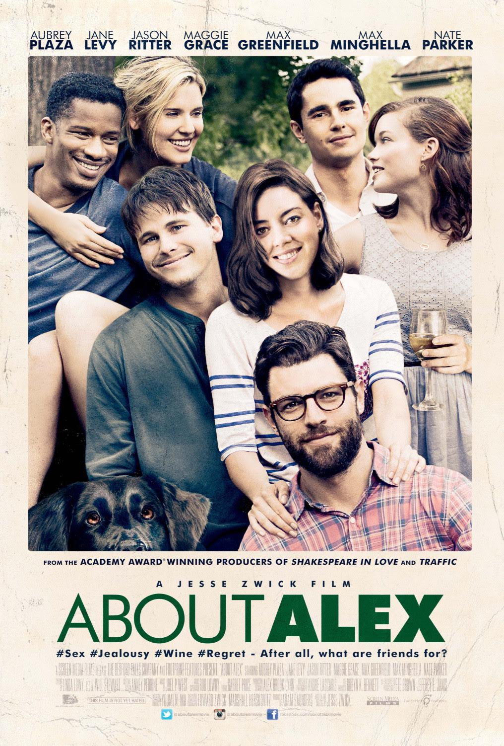 About Alex Movie Review English