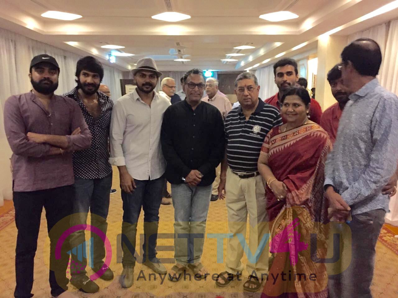 About Nadigar Sangam Stars Cricket Stills