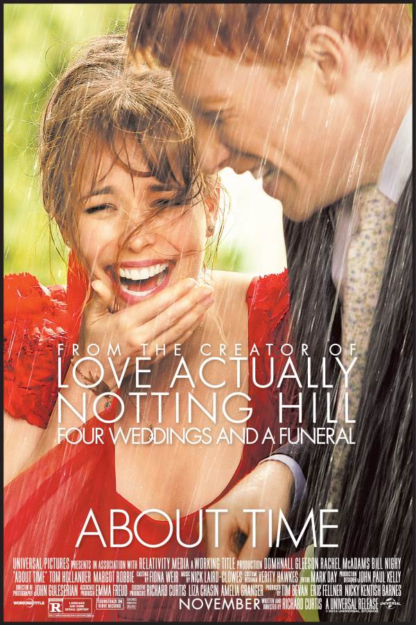About Time Movie Review English