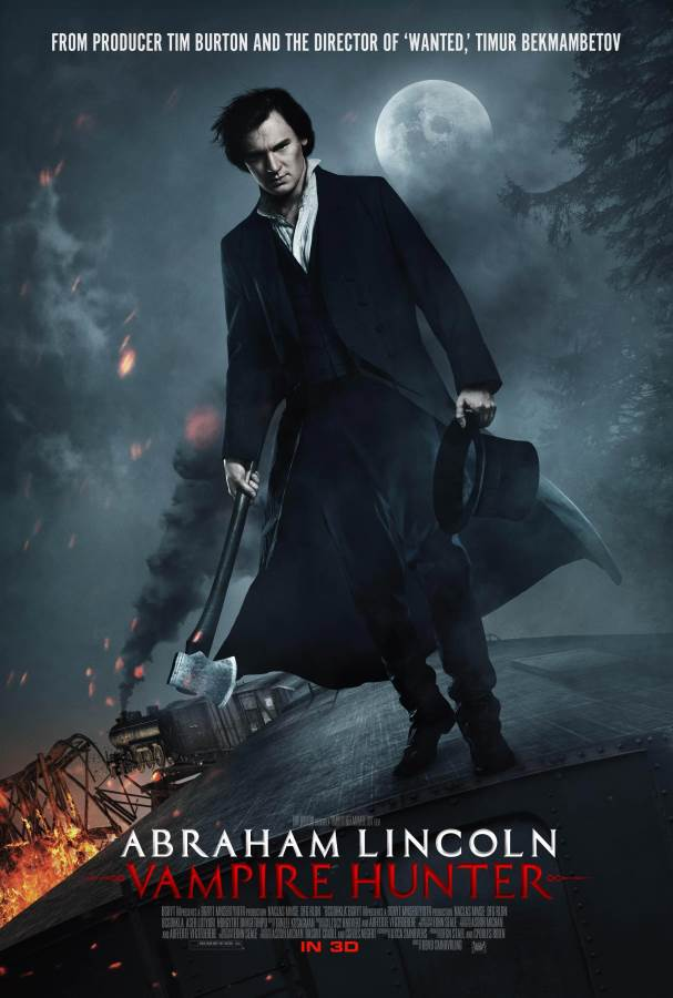 Abraham Lincoln: Vampire Hunter Movie Review English