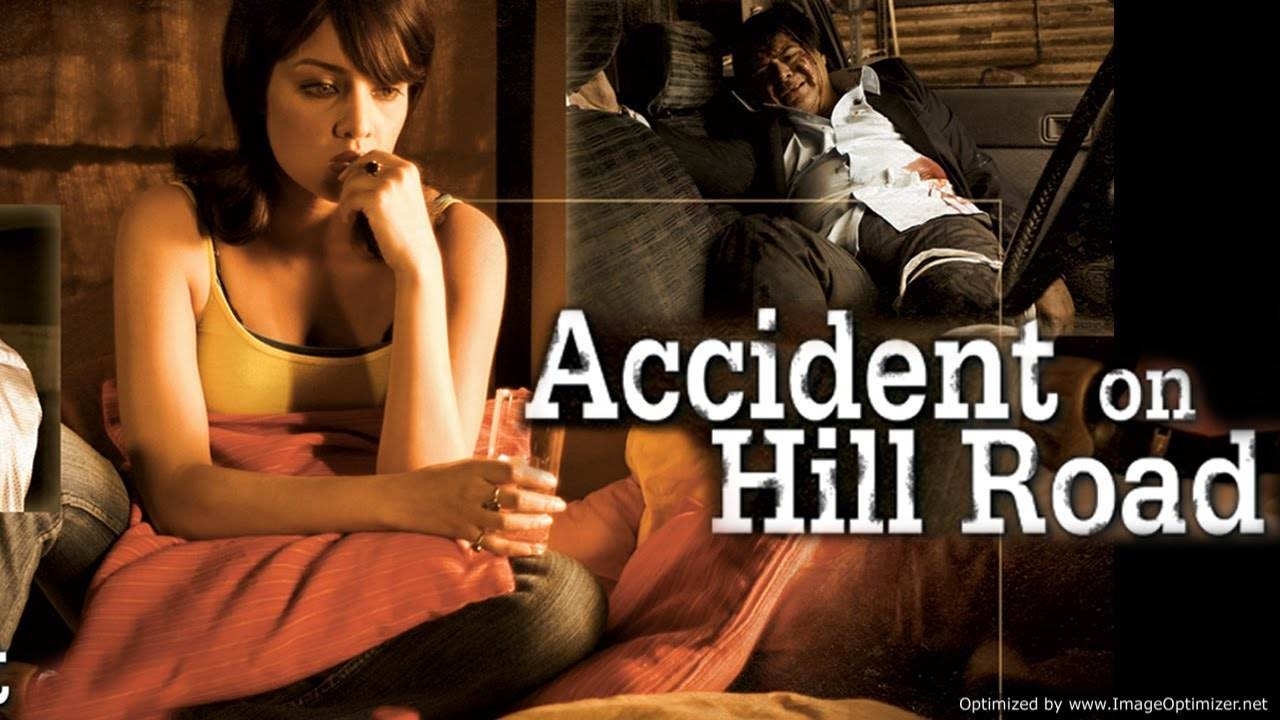 Accident on Hill Road Movie Review Hindi