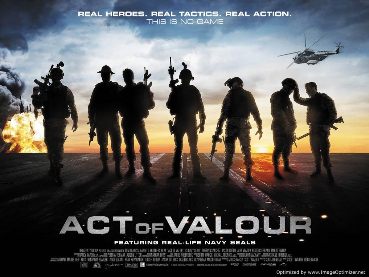 Act Of Valor Movie Review English
