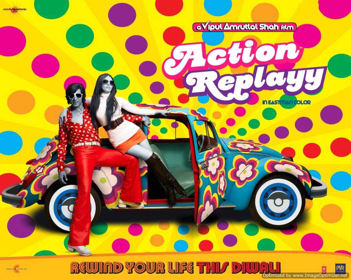 Action Replayy Movie Review Hindi