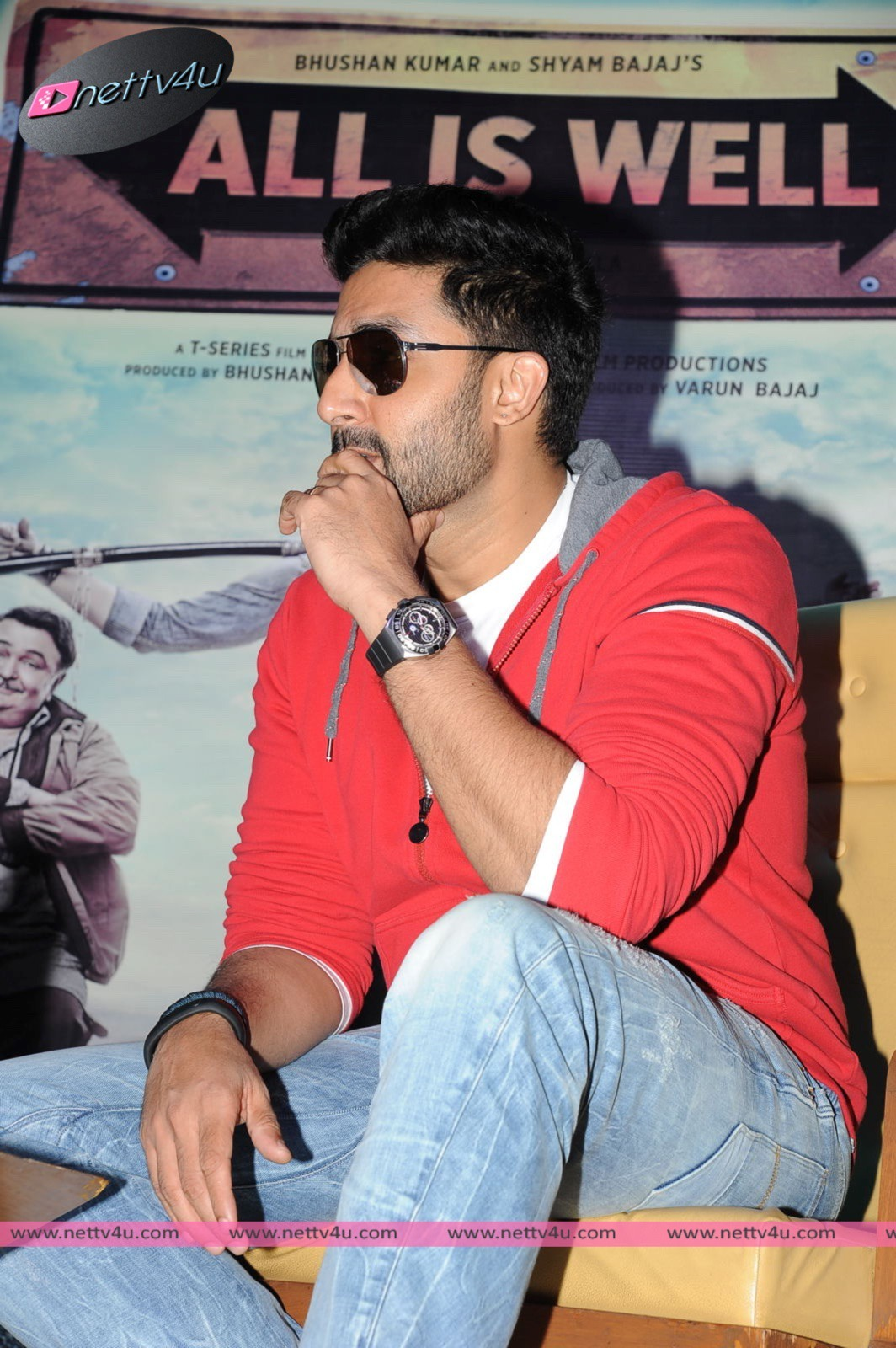 Actor Abhishek Bachchan Latest Pictures